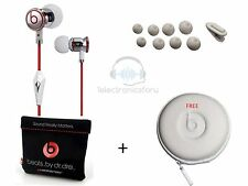 White iBeats w control Talk Mic In-Ear Earbuds Beats Headphones for iPhone