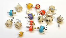 ELECTRONIC COMPONENTS ASSORTMENT -  TRIM CAPACITORS, VARIABLE CAPACITORS -20pk