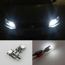 2 Error Free Bright LED Parking City Light For VW Volkswagen Jetta MK6 2010-2015