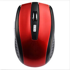 2.4GHz Cordless Optical Mouse Wireless Mice PC Computer for Laptop USB Receiver