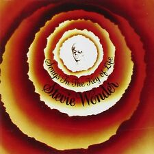 STEVIE WONDER CD - SONGS IN THE KEY OF LIFE [2CD REMASTERED](2000) NEW UNOPENED