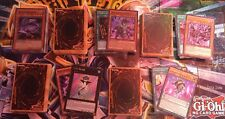 YuGiOh (40 Card Lot) Can Contains: Super,  Ultra, Parallel, Gold, Starfoil Rare