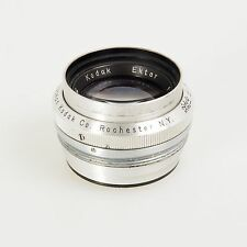 = Kodak Ektar 127mm f4.5 Barrel Lens for Graflex Speed Graphic 4x5 Large Format