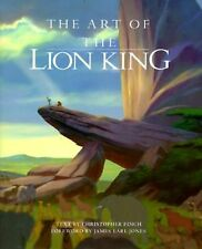 The Art of The Lion King Disney Miniature Series