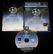 UEFA CHAMPIONS LEAGUE 2004-2005 Ps2 Versione Italiana ••••• COMPLETO