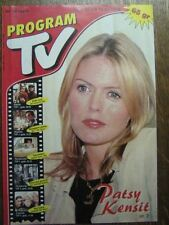 PROGRAM TV 10 (6/3/98) PATSY KENSIT