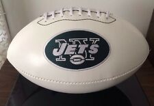 NFL Signature Series Full Size Rawlings Football  New York Jets