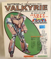 Vintage Macross Robotech Model VF-1A Battroid Valkyrie 1/200 Nichimo New Complet