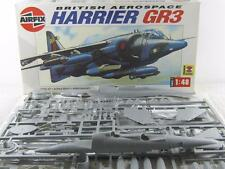 Airfix 05102 1:48 Scale BAe Harrier GR3 Aircraft Model Kit Unbuilt NEW BOXED