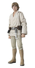 ORIGINAL BANDAI S.H.Figuarts Star Wars A New Hope Luke Skywalker Action Figur