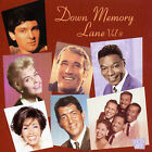 Down Memory Lane, Vol. 8 [Warner] by Various Artists (CD, Nov-2001, Warner...