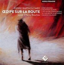 PIERRE BARTHOLOM'E: OEDIPE SUR LA ROUTE [USED CD]