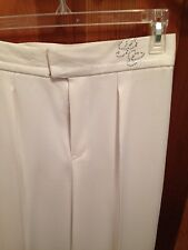 Men's/Jr Boys Ballroom dance Latin Rhythm Competition dress pants size S/Medium