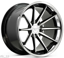 "20"" Ferrada FR4 Alloy Wheels Mercedes C63 AMG Staggered Fitment"