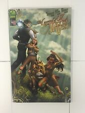 The Legend of Oz: Wicked West. VG Condition.