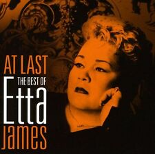 At Last-The Best Of - Etta James (2011, CD NEUF)