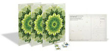 GO GREEN NEW Stamps and Seeded Postcards Pack 2011 Noyes Plantable 467066