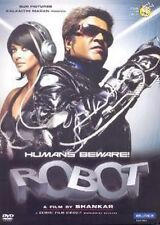 ROBOT (RAJNIKANTH, AISHWARYA RAI) - BOLLYWOOD HINDI DVD