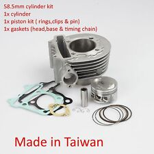 TOP END KIT 58.5mm 160cc FOR 1P52QMI 1P57QMJ LIFAN KYMCO AGILITY  125CC