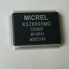 MICREL SEMICONDUCTOR  KSZ8895MQ  Ethernet Controller, 100 Mbps, IEEE 802.3, IEEE