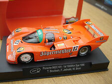 SLOT.IT SICA17B PORSCHE 962C KH JÄGERMEISTER SPA 1986 NINCO SCALEXTRIC CARRERA