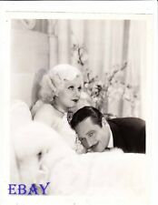 Jean Harlow Dinner At Eight VINTAGE Photo