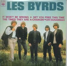 ★☆★ CD Single The BYRDS It Won't Be Wrong - EP - 4-Track CARD SLEEVE NEW  ★☆★