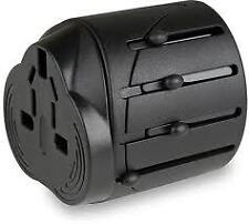 Universal Travel AC Adapter Plug AU EU UK US With 1A USB Charger Output
