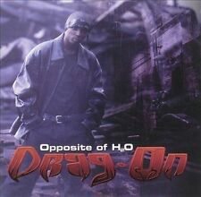 Opposite Of H20 (Edited Version) Drag-On Audio CD