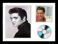 Elvis Presley / Limited Edition / Framed / Photo & CD Presentation