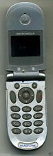 Motorola - Silver (TracFone) Cellular Phone