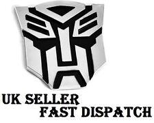 97% New 3D Transformers Autobot emblem sticker car decal
