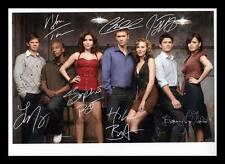 ONE TREE HILL AUTOGRAPHED SIGNED & FRAMED PP POSTER PHOTO