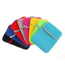 Universal Neopren 7 Zoll Hülle Sleeve Schutzhülle Cover Tablet PC Tasche