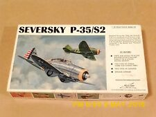 WILLIAMS BROTHERS 32-135 1/32 SEVERSKY P-35/S2