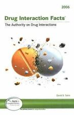 2006 Drug Interaction Facts™: Published by Facts & Comparisons (Drug Inter