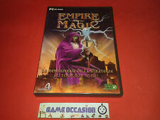 EMPIRE OF MAGIC PC CD-ROM PAL COMPLET