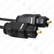 5M PURE OPTICAL TOS LINK DIGITAL CABLE TOSLINK LEAD