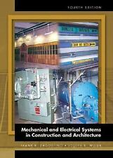 Mechanical and Electrical Systems in Construction and Architecture 4th Edition)