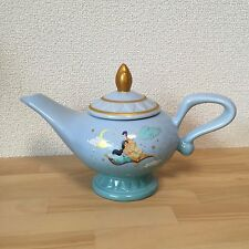 Tokyo Disney Sea Aladdin tableware Aladdin and Jasmine pot lamp JAPAN*