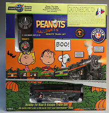 LIONEL PEANUTS HALLOWEEN LIONCHIEF REMOTE CONTROL SET charlie brown 6-30214