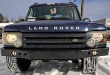 LAND ROVER DISCOVERY 2 99-04 HEAVY DUTY FRONT STEEL BUMPER WITHOUT WINCH MOUNT