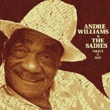 "ANDRE WILLIAMS & THE SADIES ""NIGHT & DAY""  CD NEU"