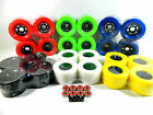 Blank Pro 97mm Multiple Color Longboard Flywheels + ABEC 7 Bearing + Spacers