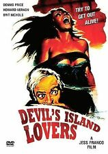 Devil's Island Lovers (DVD, 2005)