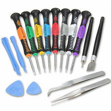 16in1 Cell Phone Repair Tool Screwdrivers Kit HTC iPhone 4 4S 5 iPad Blackberry