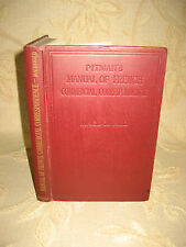 Antique Collectable Book Of Manual Of French Commercial Correspondence - 1947