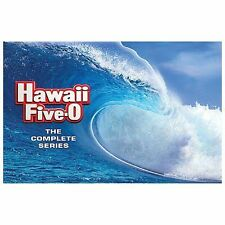 Hawaii Five-O: The Complete Series DVD Seasons 1 -12 Brand New Box Set