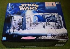 STAR WARS EPISODE I MICRO MACHINES ACTION FLEET PODRACER HANGER