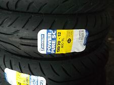 Pneumatico 130/70 R12 56P (POST) Michelin Power Pure SC DOT2016